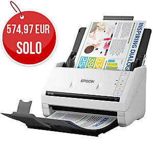 Escaner EPSON WORKFORCE DS-530 resolución 600x600 ppp