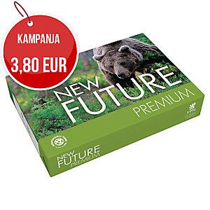 New Future Premium kopiopaperi A4 80g, 1 kpl =  500 arkkia