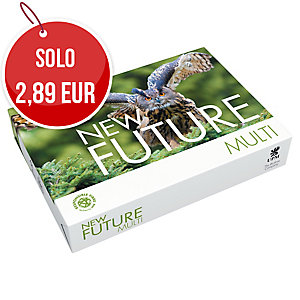 CARTA FUTURE MULTITECH A4 80 G/MQ BIANCA - RISMA 500 FOGLI
