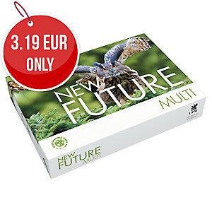 Future Multitech White A4 Paper 80gsm - Box of 5 Reams (5 X 500 Sheets)