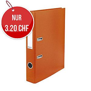 Bundesordner Biella 0103414, 4 cm, orange