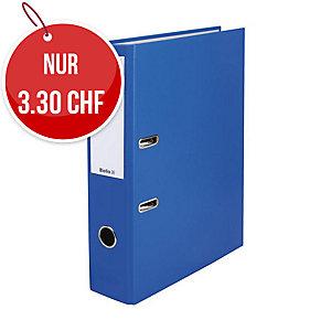 Bundesordner Biella 0103417, 7 cm, dunkelblau