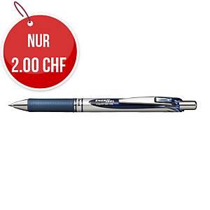 Gelroller Pentel Energel BL77, Strichbreite 0,35 mm, marineblau