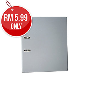 EMI GREY A4 LEVER ARCH FILE  875 3 INCHES
