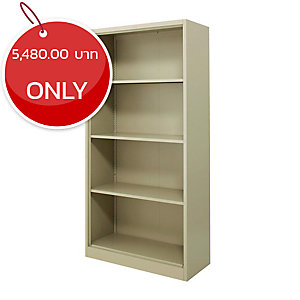 ZINGULAR ZOS-1886 STEEL FILING SHELF CREAM