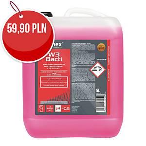 Preparat dezynfekująco-czyszczący CLINEX W3 Bacti 5 l