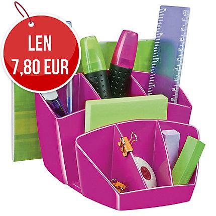 9401a5b61 Stolový organizér Cep Gloss 9,3 x 14,3 x 15,8 cm, ružový