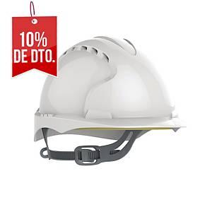 Casco de seguridad JSP EVO2 con ventilación - blanco