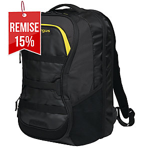 SAC A DOS PC 15,6  TARGUS WORK AND PLAY FITNESS