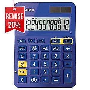 Calculatrice Canon LS-123K 12 chiffres violet