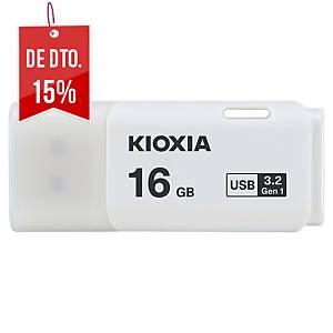 Memória USB Toshiba Transmemory - USB 3.0 - 16GB - branco