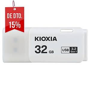 Memória USB Toshiba Transmemory - USB 3.0 - 32GB - branco