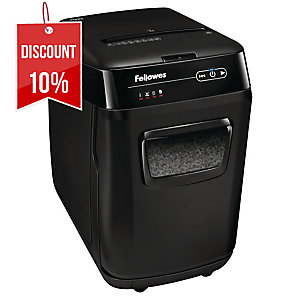 FELLOWES AUTOMAX 200M P5 AUTO SHRED MC