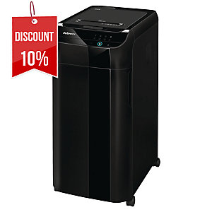 FELLOWES AUTOMAX 350C P4 AUTO SHRED CC