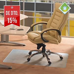 Protetor para piso duro Ecotex - 1200 x 900 mm - transparente
