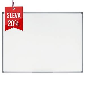 Bílá tabule s magnetickým povrchem Bi-Office Earth-It, 90 x 60 cm