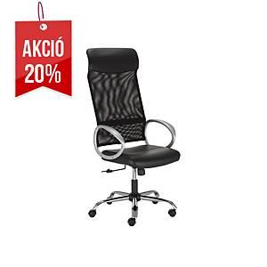 Nowy Styl Reno irodai szék, fekete