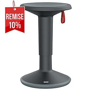 Tabouret Prosedia Up - ergonomique - noir