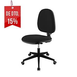 Cadeira com mecanismo basculante IM10D - preto