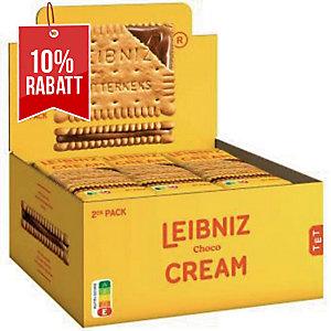 Gebäck Bahlsen 36700, Keks N Cream, 18 x 2 Stück