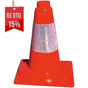 Cone de segurança Julio García - 300 mm - laranja
