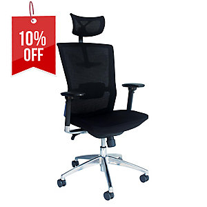 ARTRICH ART-820 MESH HIGH BACK OFFICE CHAIR