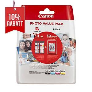 Tintenpatrone Canon 2052C004, Multipack, Packung à 4 Stück
