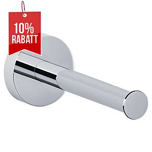 Toilettenpapierhalter Tesa Power Kit, 5 x 12.5 x 5 cm, verchromt