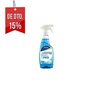 Limpa-vidros e multissuperfícies Lyreco Pro em spray - 750 ml