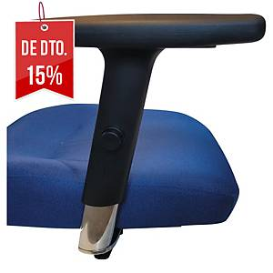 Apoios de braços ajustável 3D para cadeira Intrata 013 - vendidos ao par