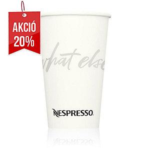 NESPRESSO On the go papírpohár 360 ml, 35 db/csomag