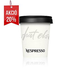 NESPRESSO On the go tető 240 ml-es pohárhoz, 30db/csomag