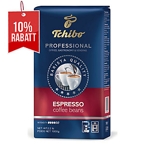 Kaffee Tchibo 483428 Professional Espresso, ganze Bohne, 1000g
