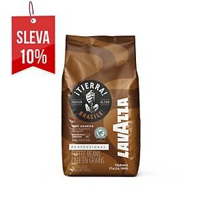 Prémiová zrnková káva Lavazza Tierra, 1 kg