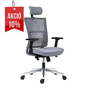 Antares Next irodai szék, szürke