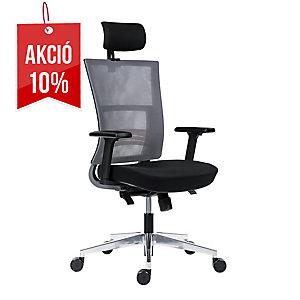 Antares Next irodai szék, fekete