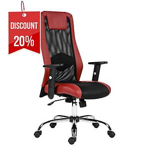 ANTARES SANDER OFFICE CHAIR RED
