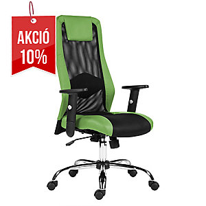 Antares Sander, irodai szék, zöld