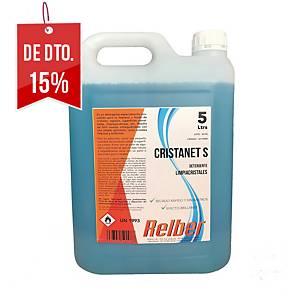 Limpa-vidros Cristanet S - 5 L