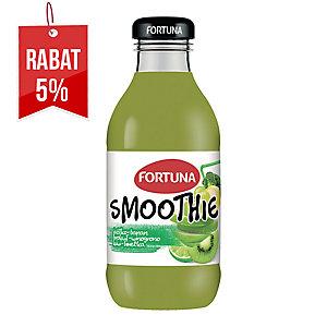 Smoothie FORTUNA jabłko, brokuł, zgrzewka 15 butelek x 0,3 l