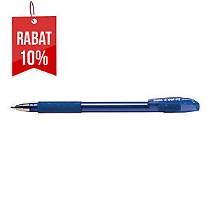 Długopis PENTEL BX487 Feel-it, wkład niebieski