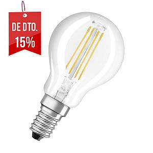 Lâmpada Ledvance Led Value CL P FIL - 4 W