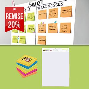 Pack solutions de réunion Post-It - Analyse SWOT