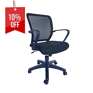 Artrich Art-916MB Mesh Medium Back Chair