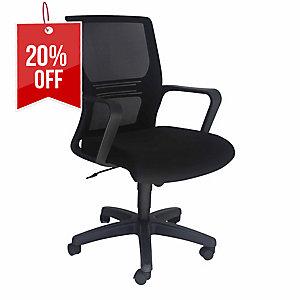 Artrich Art-933MB Mesh Medium Back Chair