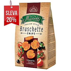 Bruschette Maretti, rajčata & olivy & oregano, 70 g