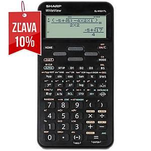 SHARP ELW531TL vedecká kalkulačka, čierna