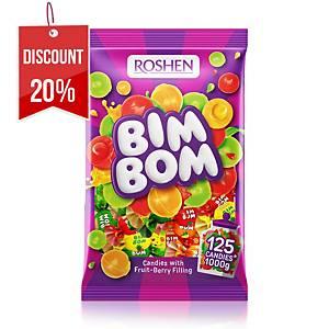 ROSHEN BIM BOM SWEETS FRUITY 1000G