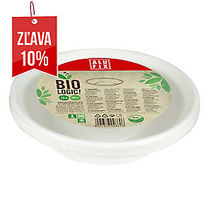 Alufix Biologic hlboký tanier, 680 ml, 12 kusov