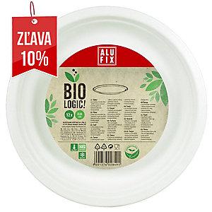 Alufix Biologic plochý tanier, priemer 23 cm, 12 kusov